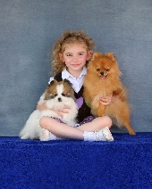 Shylo Star Kennels, Zoie, Junior Handler